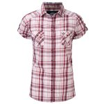 Altus Womens Shirt Rio Red Check