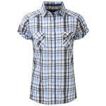 Altus Womens Shirt Dusk Check