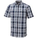Avon 2 Mens Shirt Dark Midnight Check