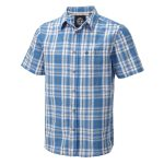 Avon 2 Mens Shirt Captain Blue Check