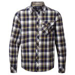 Baker Mens Shirt Sun Check