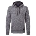 Banks Mens Tcz 200 Hoodie Dark Grey Marl
