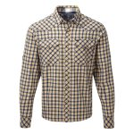 Bernie Mens Shirt Sun Check
