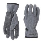 Beta Polartec 200 Gloves Grey Marl