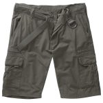 Bravo Mens Tcz Tech Shorts Otter