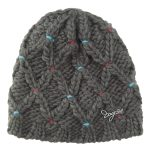 Dots Hat Storm Grey