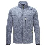 Logan Mens Tcz 200 Jacket Mood Blue Marl