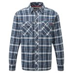 Malone Mens Deluxe Shirt French Navy