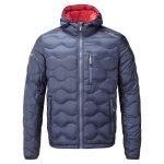 Montreal Mens Down Jacket Mood Blue
