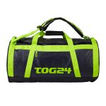 Stow 60L Packaway Duffle Navy/Lime/Jet