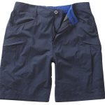 Reno Mens Tcz Stretch Shorts Mood Blue