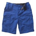 Reno Mens Tcz Stretch Shorts New Blue