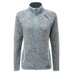 Serena Womens Tcz 200 Jacket Grey Marl