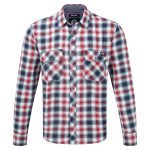 Twin Mens Tcz Cotton Deluxe Shirt Rio Red