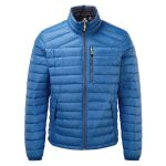 Zenith Mens Down Jacket New Blue