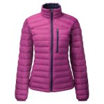 Zenith Womens Down Jacket Berry