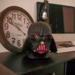 Star Wars Large Darth Vader 3D Battery Mood Light
