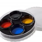 Celestron 1.25″ Eyepiece Filter Set