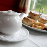 Lancashire Steam Tea for Two