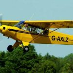 Piper Cub Shoreham