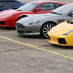 Junior Supercar Ride in Oxfordshire