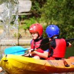 Kayak Taster for Two