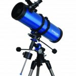 Meade Polaris 130mm German Equatorial Reflector Telescope with MotorDrive
