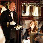 Afternoon Tea on the British Pullman