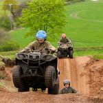 Quad Trek in Cheshire