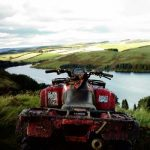 Quads in Perthshire
