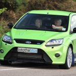 Supercar vs Ford Focus RS