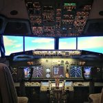 Airliner Simulator Experience