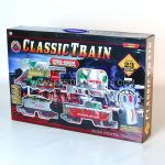 Classic Train set with remote control 23 piece