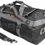 OverBoard Adventure Duffel Bag 90 Litres – Black