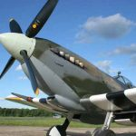 Sit in a Spitfire
