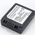 Panasonic CGA-S002 (DMW-BM7) Equivalent Digital Camera Battery by Inov8