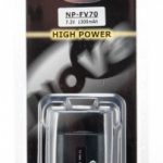 Sony NP-FV70 Camcorder / Equivalent Digital Camera Battery by Inov8