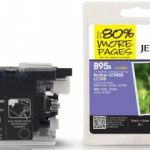 Brother LC985 Black Compatible Ink Cartridge by JetTec – B95B