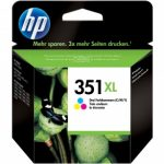 Genuine Tri-Colour HP351XL Ink Cartridge – CB338EE