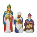 Three Wise Men Blow Mould Set