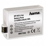 Canon LP-E5 Equivalent Digital Camera Battery by Hama
