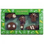 Chocolate Football Gift Set