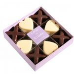 Chocolate Hearts n Kisses Gift
