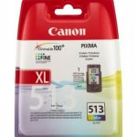 Genuine Colour Canon CL-513 High Capacity Ink Cartridge – 2971B001