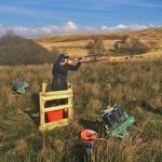 Clay Shooting Brecon Beacons