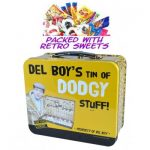 Del Boys Dodgy Stuff Sweet Tin