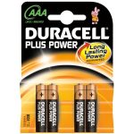 Duracell Alkaline Batteries – AAA Pack of 4