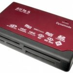 Dynamode All-In-One Card Reader