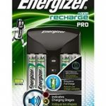 Energizer Pro-Charger Battery Charger plus 4x AA 2000 mAh