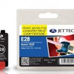 Epson T028 Black Compatible Ink Cartridge by JetTec – E28